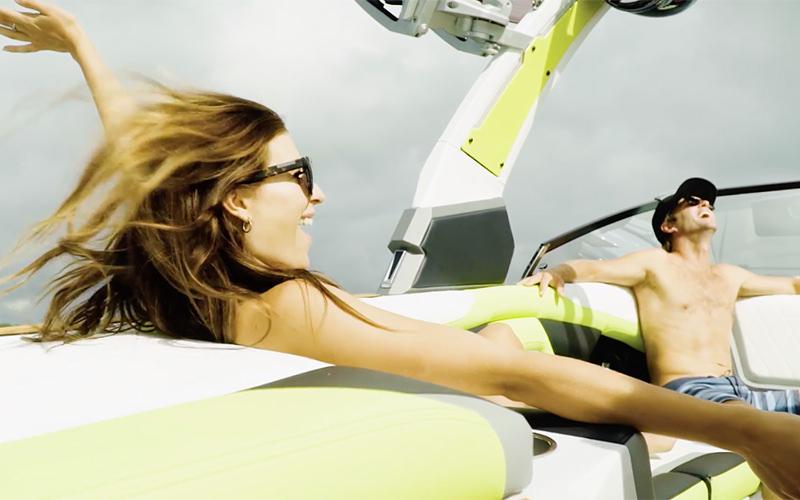 Tige boats Cool Seats