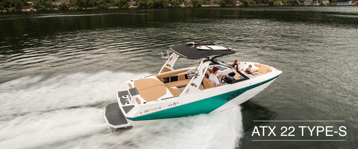 Tige Boat ATX 22 TYPE S Running shot