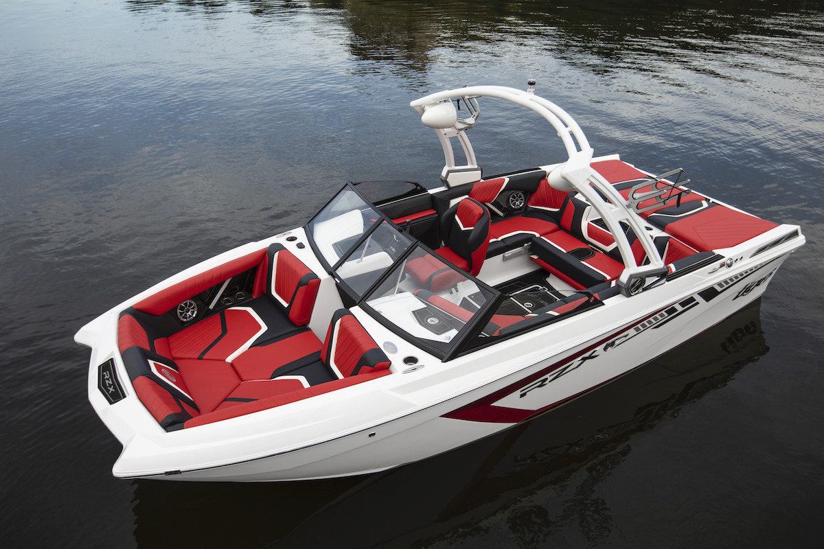 Tige Boat 20RZX loaded of innovations