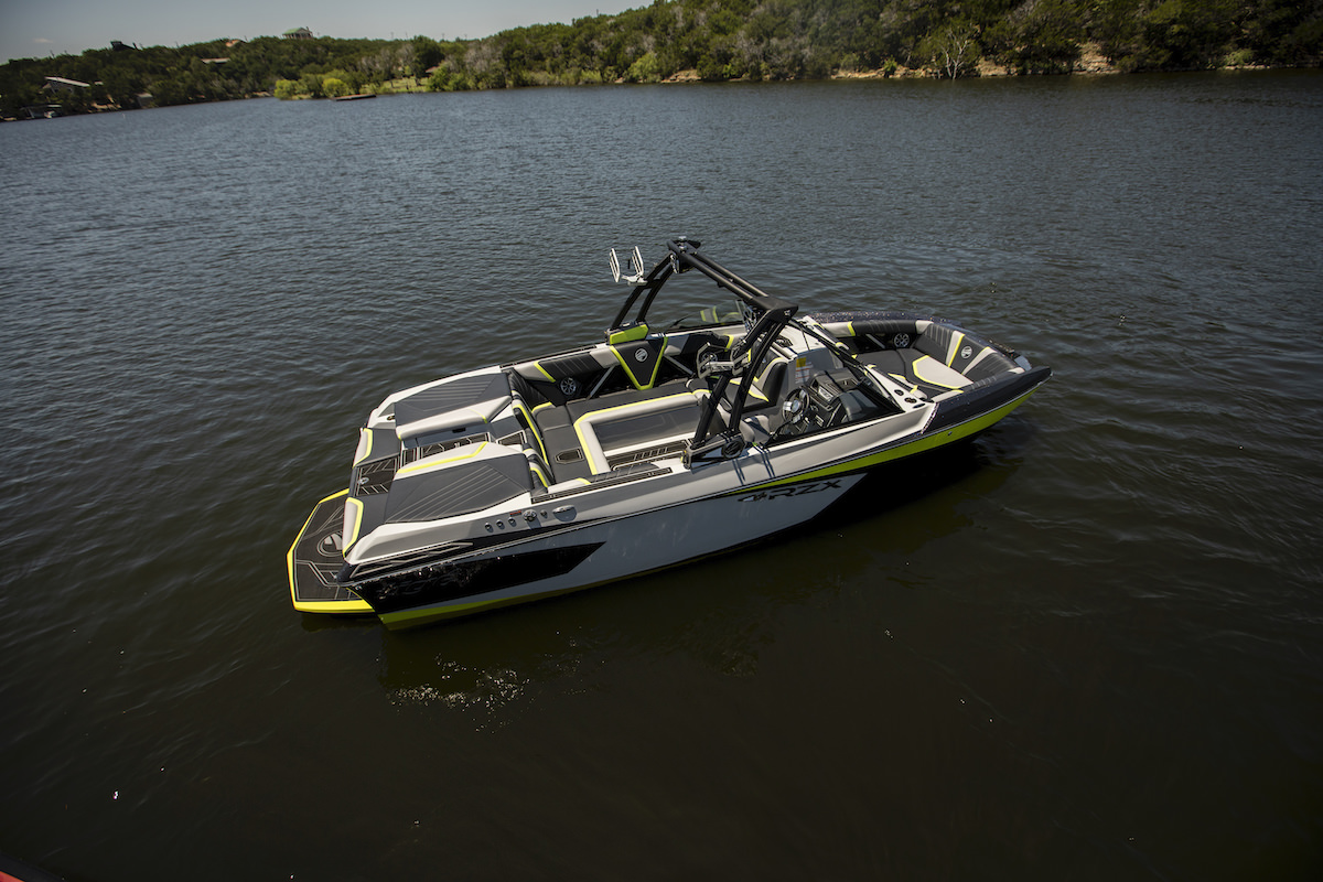 Tige Boat 23RZX New 2020 features
