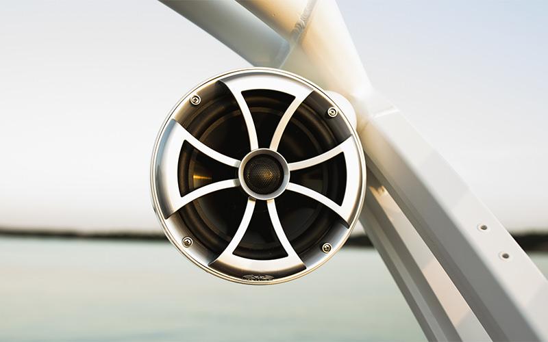Tige Boat Wet Sounds System
