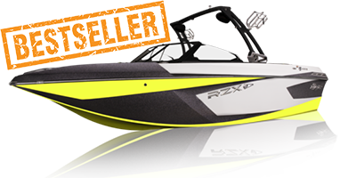 Tige 23RZX was votes best wakeboard boat in the world