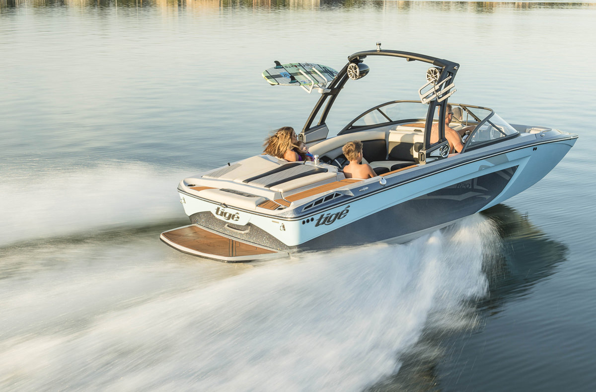 Tige Boat R20 is the perfect deal