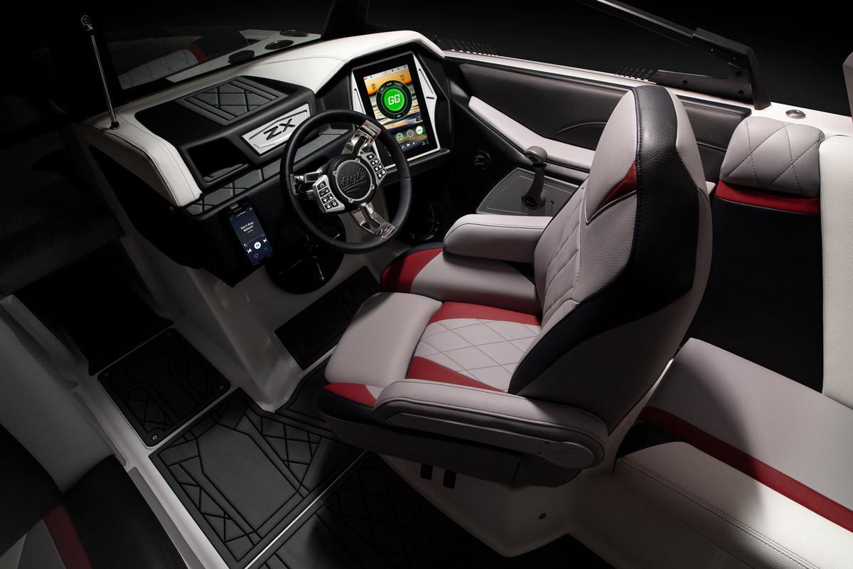 Tige 25ZX Captain Recline seat