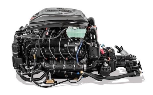 Indmar engine fuel economy