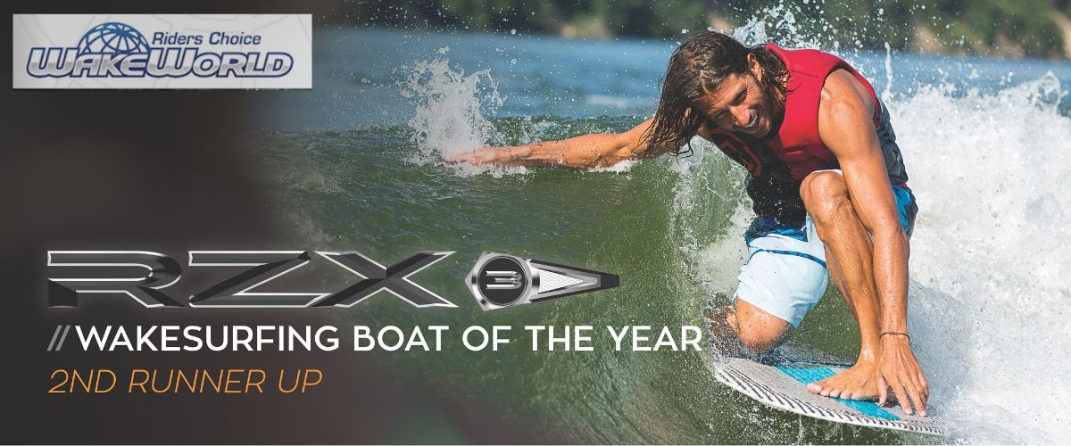 RZX RIDER CHOICE OF THE YEAR
